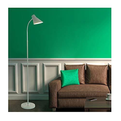 Niummi LED afstandsbediening vloerlamp woonkamer studie slaapkamer bedlampje Nordic minimalistisch macaron leeslamp 7 W -33
