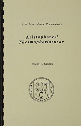 Thesmophoriazusae (Bryn Mawr Commentaries, Greek)