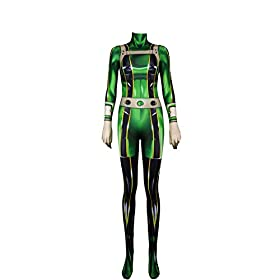 CosplayLife My Hero Academia Cosplay Costume | Uraraka Froppy Deku Nejire All Might Boku No Hero Academia