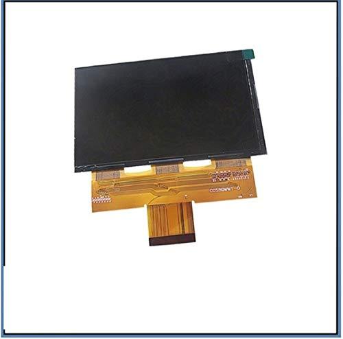 Kit de reemplazo de pantalla 5,8 pulgadas Fit for C058GWW1-0 1280 (RGB) * 768 DISPLAY LCD Pantalla de Panel LCD Projector CL720D Panel Fit for Excelvan Cl720 kit de reparación de pantalla de repuesto