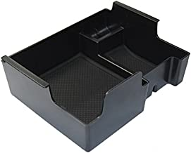 RedWolf Armrest Storage Box Center Console Tray Organized Device Glove Organizer Interior Accessories for Ford Explorer 2012 2013 2014 2015 2016 2017