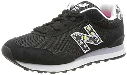 New Balance WL515V3, Zapatillas Mujer, Black (AC3), 44 EU