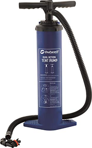 Outwell Dual Action Tent Pump Luftpumpe