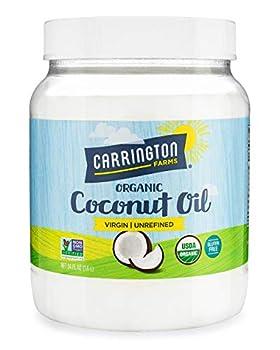 Carrington Farms Organic Virgin Coconut Oil 54 oz - Compare Our Cost Per Ounce