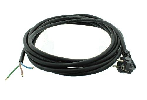 Anschlussleitung/Zuleitung H07RN-F 3G 1,5mm² Gummikabel 5 m