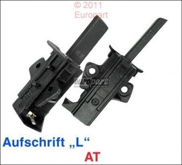 1 Satz (2Stück) AEG Privileg Waschmaschine Motorkohlen komplett mit Halter 2,8 Ampere -L- (AT) 57mm