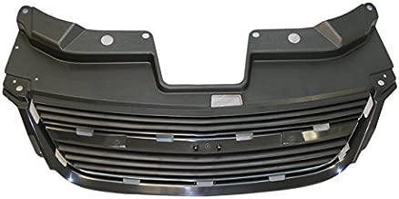 GM1200545 05-10 Chevy Cobalt Base/ls/lt/ltz (Not for Ss Supercharger Model) Upper Grille Material Dark Gray