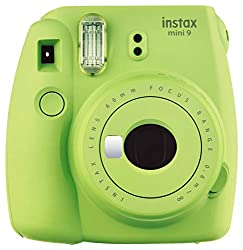 Best Toys for 8 Year Old Girls-Fujifilm Instax Mini Camera