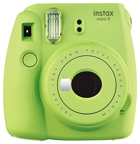 Image of the Fujifilm Instax Mini 9 Instant Camera, Lime Green