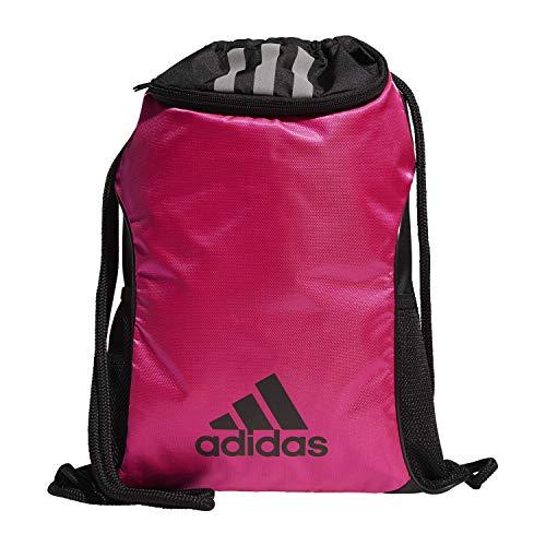 adidas Unisex-Erwachsene Team Issue Ii Sackpack, Unisex-Erwachsene, Rucksack, Team Issue Ii Sackpack, Team Shock Pink, Einheitsgröße