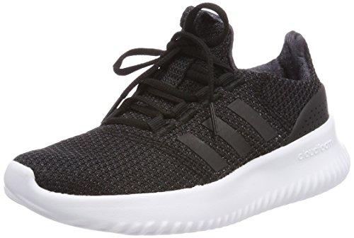 adidas Cloudfoam Ultimate, Unisex Kid's Low-Top Trainers, Black (Core Black/Core Black/Utility Black), 5 UK (38 EU)