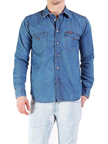 Carrera Jeans - Camicia Jeans per Uomo IT M