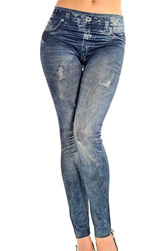 Lettre d'amour Completos forrados Jeans Mujer ven pantalones ajustados leggins Slim