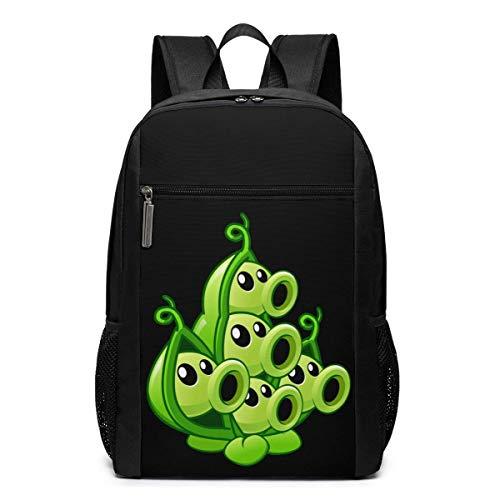 Bean Pod Backpack Travel Daypack College Laptop Backpack for Men Women