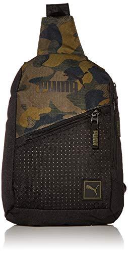 PUMA Unisex Sidewall Sling Backpack Rucksack