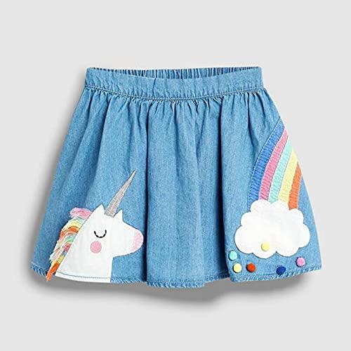 UKKO Jupe de Tennis Summer Baby Girl Vêtements...