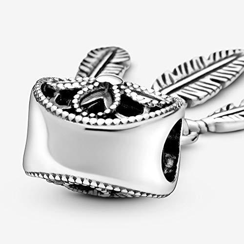 Pandora Moments Spiritual Dream Catcher 797200 Women's Charm Sterling Silver