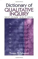Dictionary of Qualitative Inquiry
