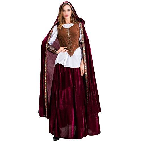 Happy Lemon Cosplay nieuwe cosplay serie Lady Halloween-koningin-sprookje roodkapje-kostuum-koningin Cosplay Vampire Halloweenkostuum