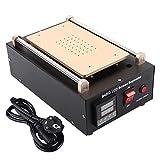 Precalentador Estación de precalentamiento 260 * 160 mm Microordenador LED Placa de calentamiento...