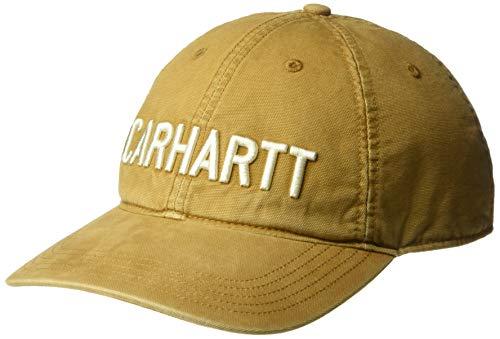 Carhartt Odessa Graphic Cap Gorra de béisbol, Brown, Ofa para Mujer