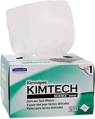 KIMTECH Kimwipes Delicate Task Wipers
