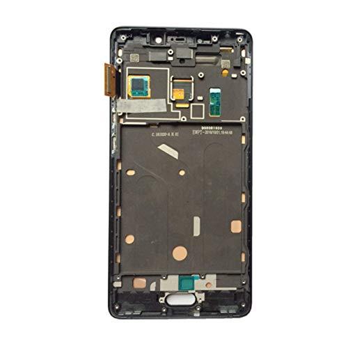 Reemplazo de pantalla para Xiaomi Mi Note 2 Mi Note2 Pantalla LCD. Ajuste para Xiaomi Mi Note2 Pantalla táctil con marco Pantalla LCD Original Pantalla táctil (Color: Negro con marco)