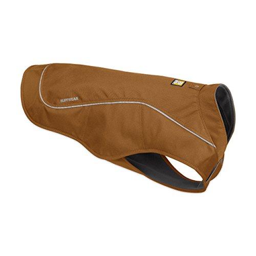 Ruffwear 05202-206S2 K-9 Overcoat Utility Hundemantel, XXS, Trailhead braun
