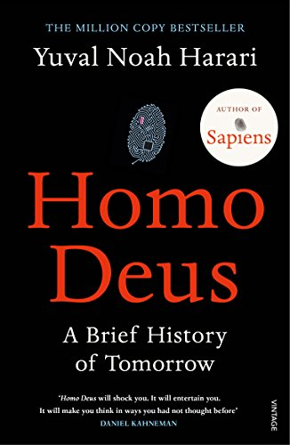 Homo Deus: A Brief History of Tomorrow (171 POCHE)