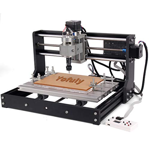 Upgraded CNC Wood Router Control Engraving Machine