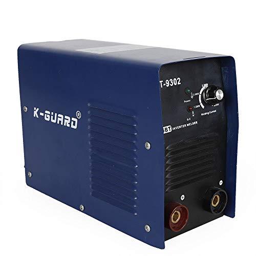 Inverter potenciómetro Soldadura Unidad 200A MMA/ARC Portátil 220V Soldador de electrodo...