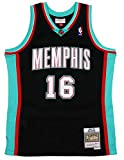 Mitchell & Ness Maillot Memphis Grizzlies PAU Gasol #16 2001-02