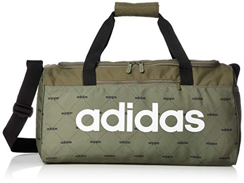 Adidas Linear Core Duffel S ED0300 Sports Bag 26 litres Brown