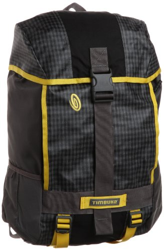 Timbuk2 Yield Laptop Backpack (Indie Plaid/Reso Yellow, One Size)