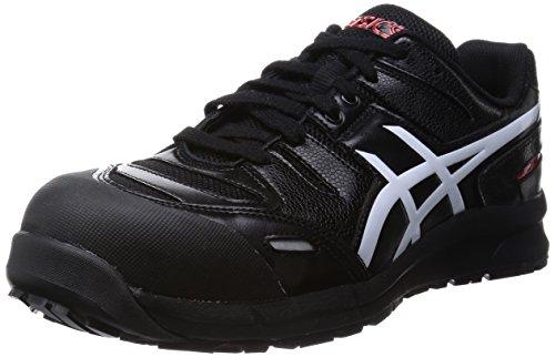 [アシックス] 安全靴 作業靴 ウィンジョブ CP103 ブラック/ホワイト 26.5 cm 3E