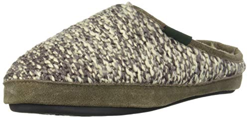 WOOLRICH Damen Whitecap Knit Mule Slipper, Warmer, neutraler Mix, 36 EU