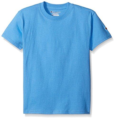 youth light blue tshirt - 7