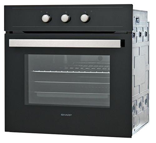 Sharp Home Appliances K-50M15BL2 Four électrique Taille moyenne 64 L 2600 W 50-270 °C