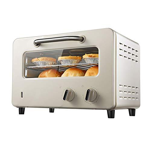 Four domestique four électrique machine de cuisson à domicile rétro multifonctionnel automatique Mini four 12L 220V appareils ménagers