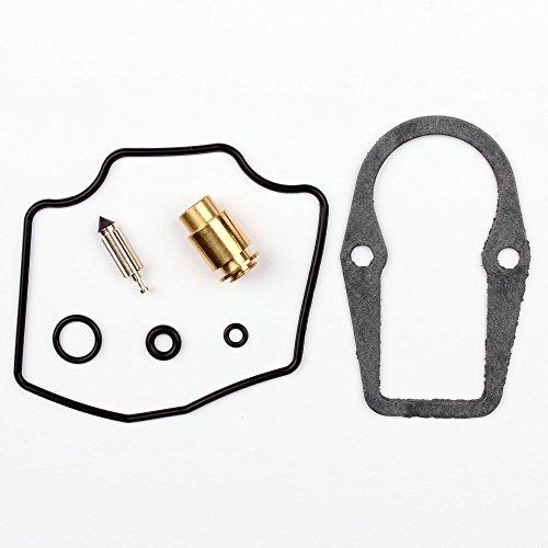 1x Kit di riparazione carburatori guarnizione compatibile per YAM TT 225 SRX XT 550 600