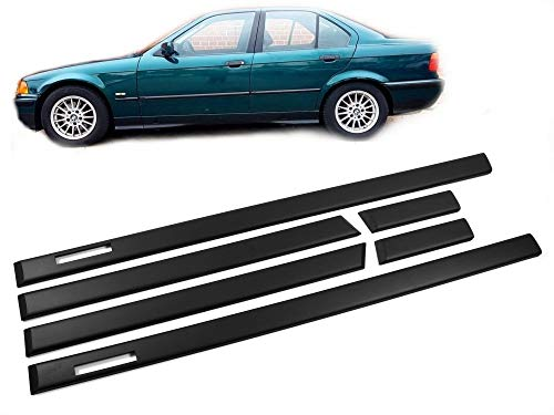 Seitenleisten Türleisten für E36 Limousine + Touring passend für M-Paket