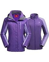 CAMEL CROWN Women's Ski Jacket...