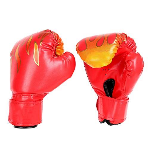 Leezo Guantes de boxeo para niños, guantes de boxeo, saco de boxeo...