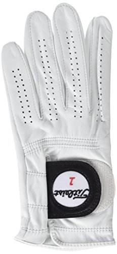 Titleist Players Guante, Hombre, Blanco, XL