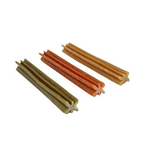 Kennelpak Whimzees Hunde-Kausnacks in Stangenform (120 mm) (Mehrfarbig)