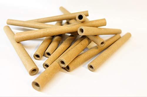 6x10x120mm Papphülse, Braun, parallel gewickelt, extrem fest, pyro paper tubes, Papierhülse, cardboard tubes, verschiedene Stückzahlen verfügbar (250)