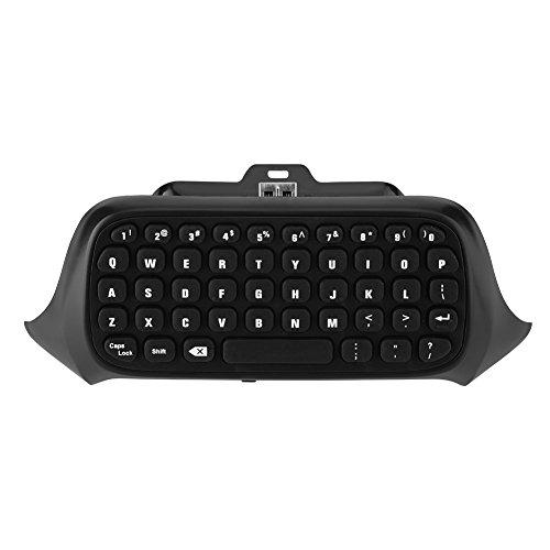 Mavis Laven Chatpad para Xbox One, Mini Controlador de Teclado inalámbrico Controlador de Teclado Teclado de conversación inalámbrico para Xbox One