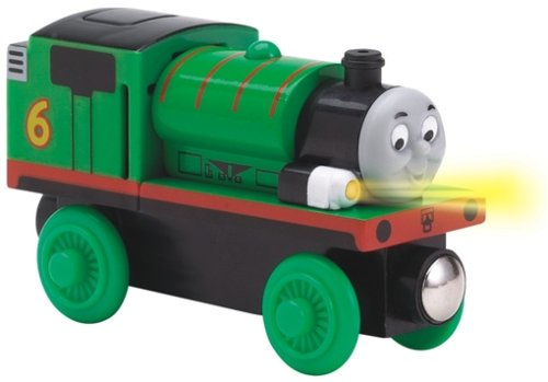 Learning Curve Wooden Thomas & Friends: Luce e Suoni Percy