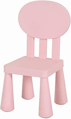 Enjoyable Amazon Com Ikea Blue Mammut Kids Childrens Chair Kitchen Short Links Chair Design For Home Short Linksinfo