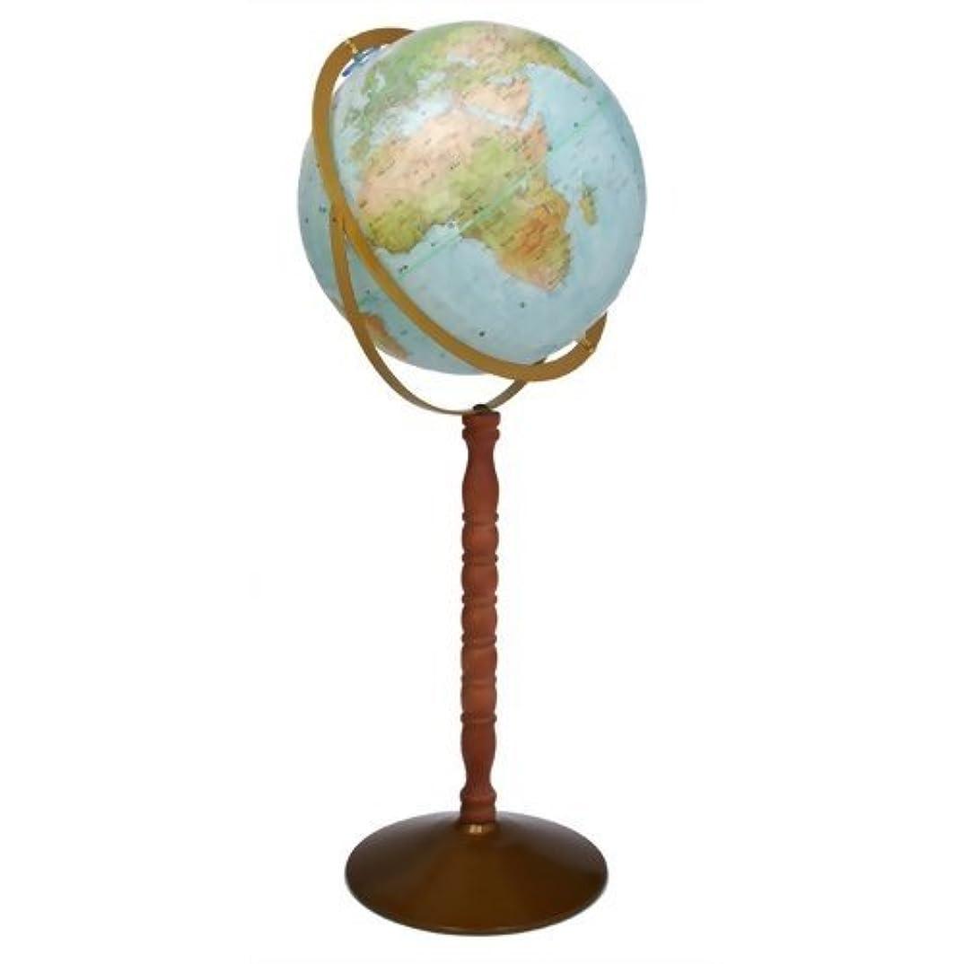 溶かすアーティファクト上下するリプルーグル 地球儀 シーフェアラー型 ブルーオーシャン 英語版 33813